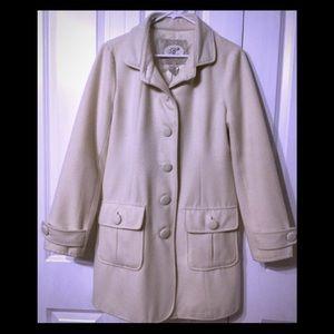 Dressy Coat — mid length